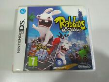 Rabbids Mi Caaasa !!! - Nintendo DS Edicion España - 3T