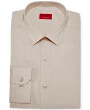 Alfani Antique White Slim Fit Long Sleeve Dress Shirt - Size 16 16 1/2 - 34 - 35