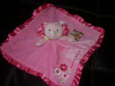 Elephant Mommy loves me carters lovey security lovely blanket