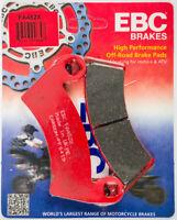EBC X Front Brake Pads for Polaris 14-16 RZR XP 1000 13-15 Ranger XP 900 FA452X