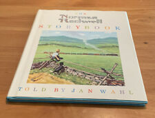 """Signed Norman Rockwell """"Norman Rockwell Storybook"""" Told By Jan Wall  1969"""