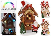 Lovely Large Christmas House Colour Changing LED Lights Christmas Decoration