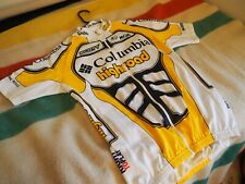 COLUMBIA HTC Highroad MOA Scott Pro Cycling UCI Jersey Medium M EUC Cavendish