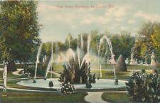 LA CROSSE WI – Oak Grove Cemetery