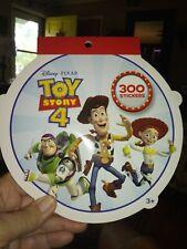 Brand New Sticker Book Disney Pixar Toy Story 4 With 300 Stickers Teacher Gift