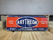 Raytheon 117Z6GT Vacuum Tube