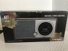 Tivoli Audio Model One Digital FM/Wi-Fi/Bluetooth Radio (Walnut/Gray)