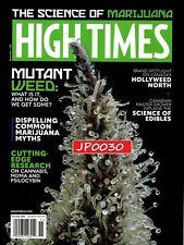 High Times Magazine November 2020, The Science Of Marijuana, Brand New/Sealed