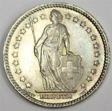 Switzerland Confederation Franc 1876-B MS63
