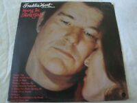 FREDDIE HART AND THE HEARTBEATS HANG IN THERE GIRL VINYL LP ALBUM 1974 CAPITOL