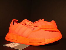 2016 ADIDAS NMD R1 SOLAR RED INFRARED ORANGE S31507 NEW PK ULTRA BOOST 7.5