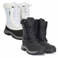 Trespass Womens Snow Boots Waterproof with Insulated Design Winter Stalagmite II