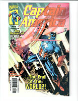 Captain America The Return Of Klaw #22 Oct 1999 Marvel Comic.#135849D*7
