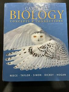 Campbell Biology Concepts & Connections, 8th Edition