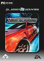 Need for Speed: Underground [EA Most Wanted] von Electro... | Game | Zustand gut