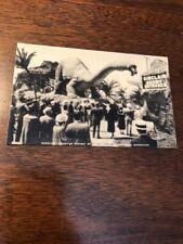 1933-34 Sinclair Dinosaur Exhibit World Fair Vintage Postcard Unposted! Chicago