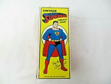 1993 Fossil Vintage Superman Collectors Watch  Phone Booth