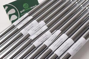Kbs Tour-V 90 Iron Shafts Stiff Flex .370 Parallel Choose Quantity