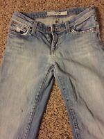 Joes Womens Jeans Size 24 X 27 Light Blue Wash