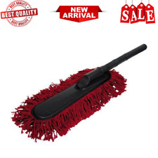 Car Cleaning Duster Large Home Wax Treated Brush Lift Dust Dirt Long handle