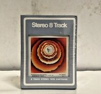 1976 Stevie Wonder Songs In The Key Of Life Vol 1 & 2, Sealed NOS. 8 Track Tape