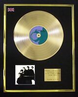 BOYZONE SAID AND DONE CD GOLD DISC LP FREE P+P!