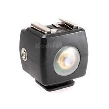 JJC JSYK-3A Disparador Distancia Optico Destello Flash Canon sincro