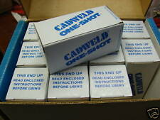 BOX OF 12 Cadweld One Shot GR1181G FOR 3/4 GROUND ROD