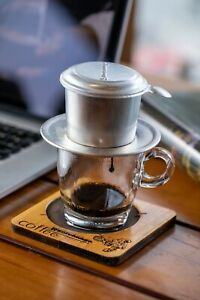 Vietnamese Coffee Maker - Traditional Style (4oz)