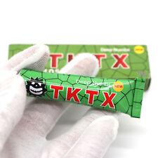10* 10 g Green tattoo numb cream haut körper taub schnell tktx nagend piercing