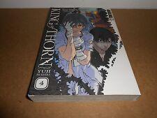 King of Thorn Vol. 4 by Yuji Iwahara Manga Book in English