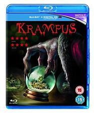 Krampus Blu-ray 2015 DVD Region 2