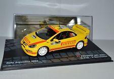 RALLY IXO DIECAST 1/43 PEUGEOT 307 WRC Galli/ Bernacchini 2006  eRAL020