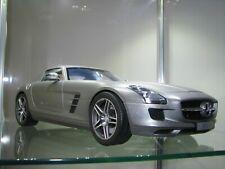 1/12 Scale Premium ClassiXXs Mercedes Benz SLS AMG Matt GREY DEALER EDITION