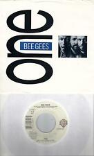 THE BEE GEES  One / Wing And A Prayer  45 with PicSleeve