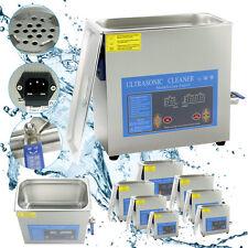 Professionel-Numerique-Nettoyeur-a-Ultrason-Cleaner-transducteur-chauffage 2-30L