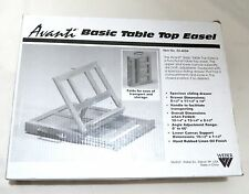 Avanti Basic Table Top Portable Artist Painter Easel Drawer 10x13