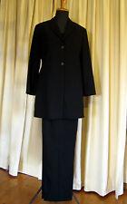 Marella  giacca pura lana nera