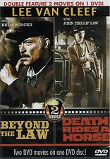 Beyond the Law/Death Rides a Horse (DVD, 2004, Brand New, Bud Spencer, John Law)