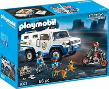 9371 Geldtransporter PLAYMOBIL City Action