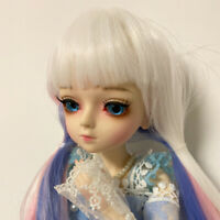 1/4 45cm BJD Doll Puppen Puppe + Face Makeup + Changeable Eyes + Wigs + Clothes