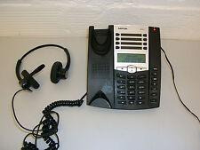 Poste phoning aastra 6731i PoE + casque plantronics               telemarketing