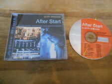 CD Jazz Giulio Stracciati - After Start (9 Song) LE CARROZZE RECORDS  jc