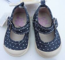 Girls' Faux Leather Slip - on Baby Shoes