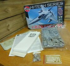 AIRFIX 1:72 Scale  HI-TECH F-15 A/B KIT with Brass & Pewter Parts #10009 *RARE*