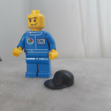 LEGO # OCT060 CLASSIC TOWN OIL  MINIFIGURE 1 POST FOR MULTIPLE IT.