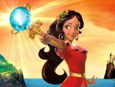 Elena of Avalor Edible Party Cake Image Topper Frosting Icing Sheet