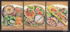 [SS] Malaysia 2017 Festival Food Series Kadazandusun Dayak STAMP SET