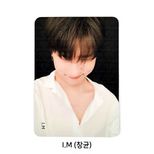 MONSTA X - 2nd Album Take.2 'We Are Here' Official Photocard - I.M #08