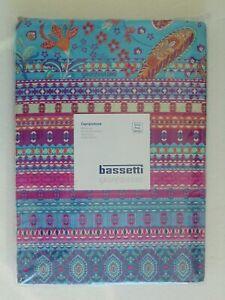 "Bassetti Bettwäsche  ""Burano"" S1  2-teilig 135/200 + 80/80 RV Mako-Satin NEU"